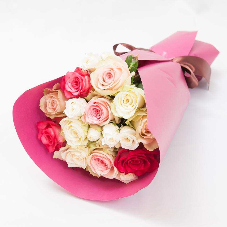 ホワイトデーの花束の商品画像